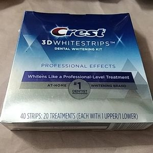 Crest 3D Whitestrips 40 Teeth Whitening Strips